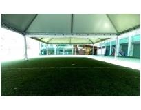 tendas para festa de casamento no Jardim América