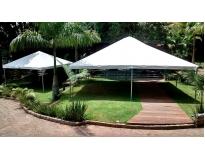 tendas para locação serviços na Vila Dalila
