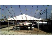 tendas piramidais em sp na Atalaia
