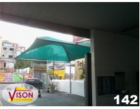 toldo para estacionamentos serviços no Morro Grande