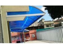 toldos de policarbonato para janelas serviços na Vila Formosa